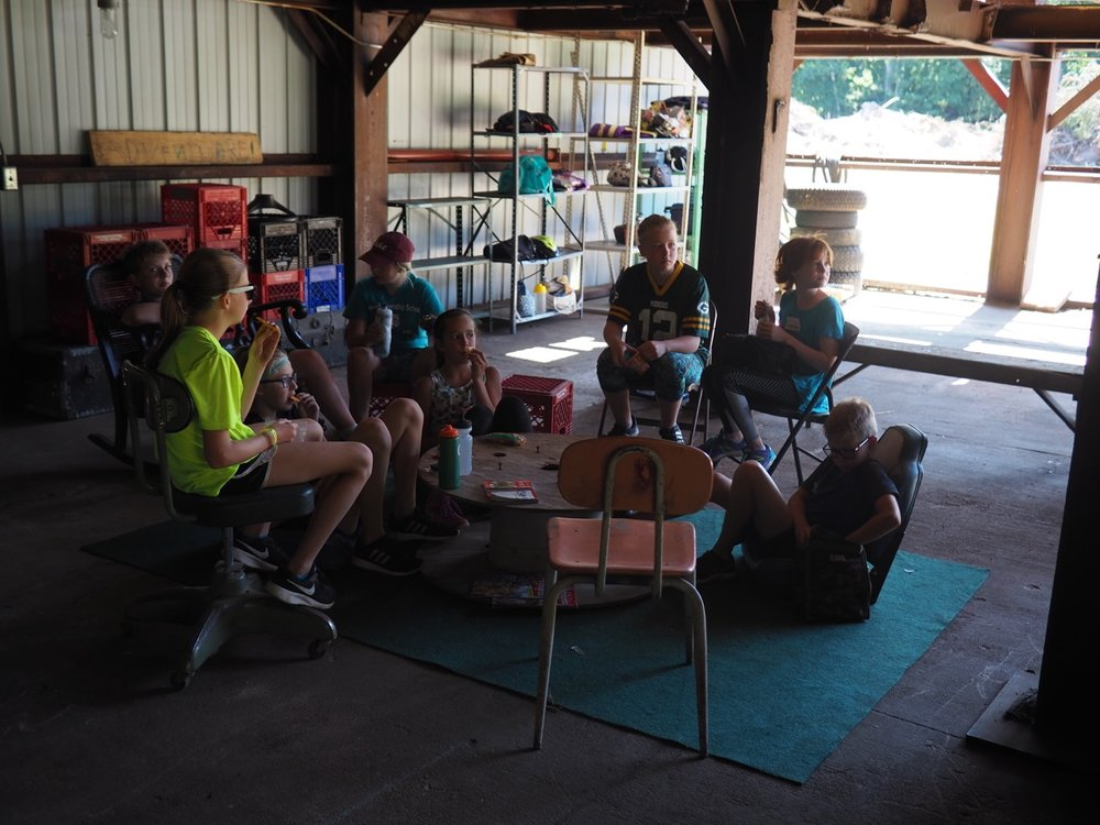 AdventureBuilding Camp 2018