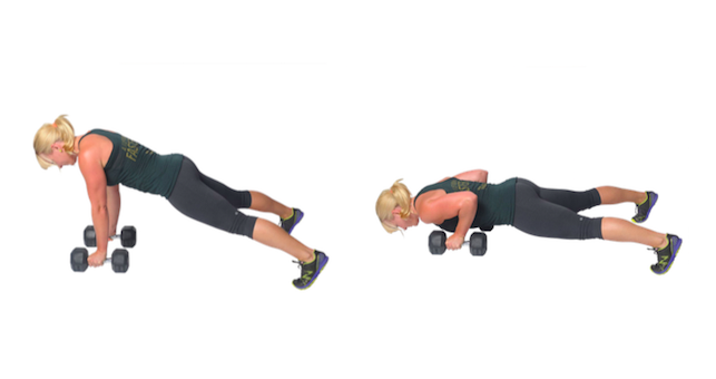 try doing push-ups or burpees with a neutral wrist using dumbells