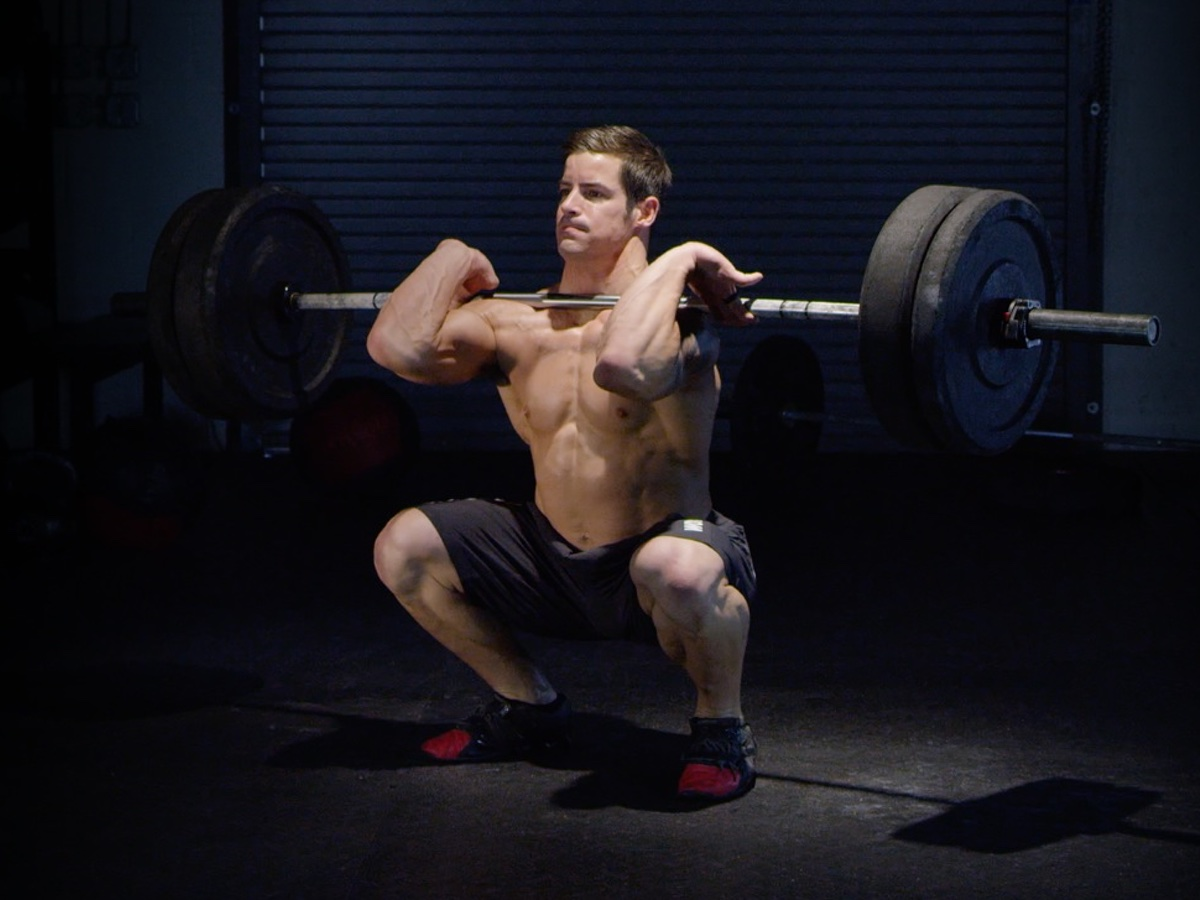 Why You're Not Able to Squat Below Parallel   and What to Do