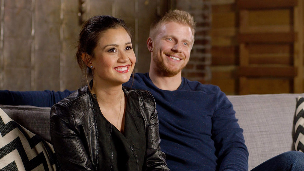 Interview with Sean and Catherine Lowe (from ABC's 'The Bachelor') - Click to view