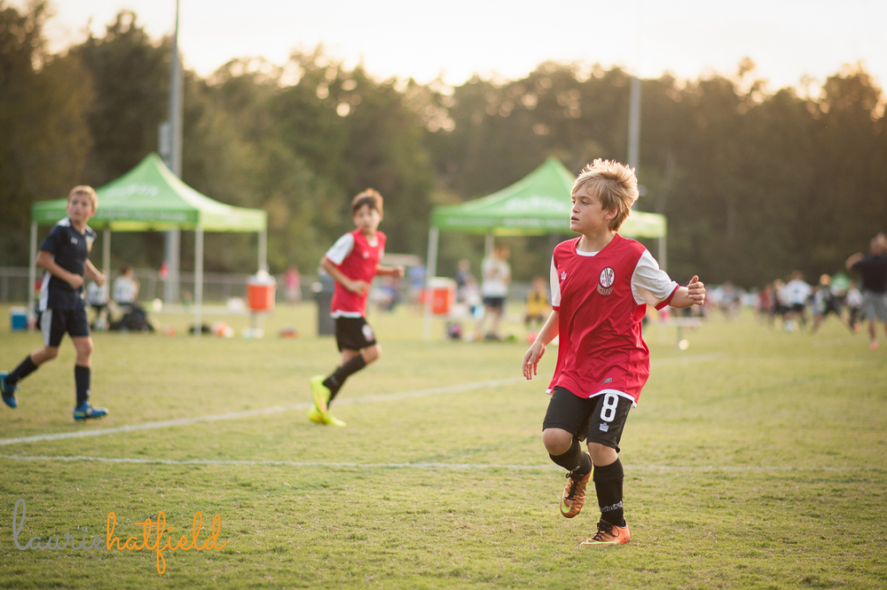 picture of soccer player Huntsville AL