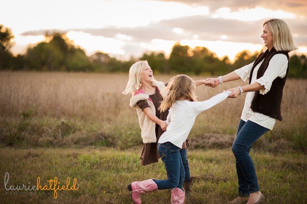 family pictures Huntsville AL