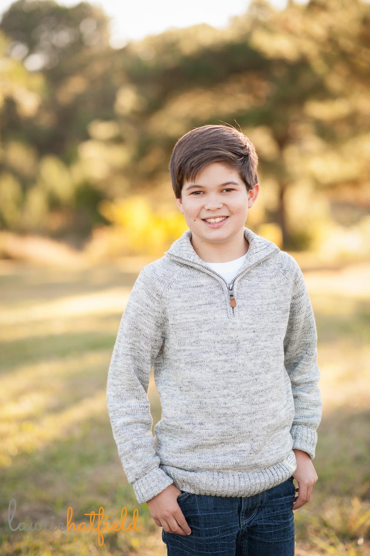 boy in field picture Huntsville AL