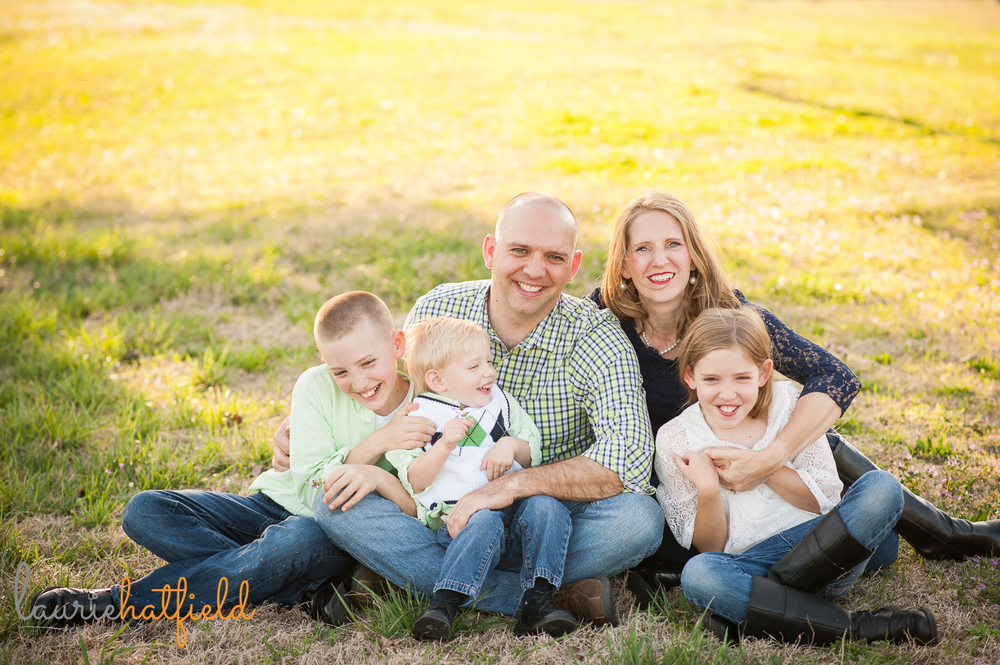 family of five | huntsville photographer