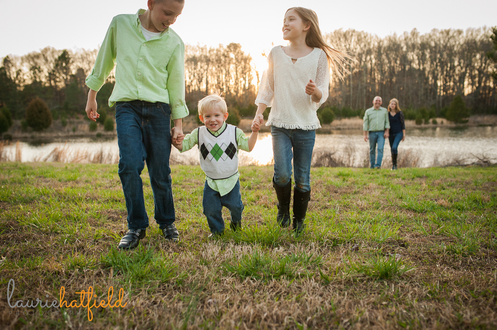family of five {huntsville photographer}