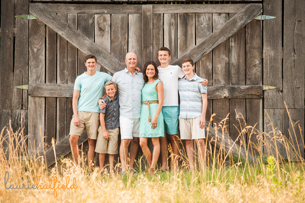 family of 6 | Huntsville photographer