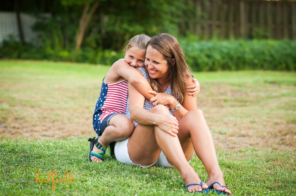mom and daughter | Huntsville family photographer