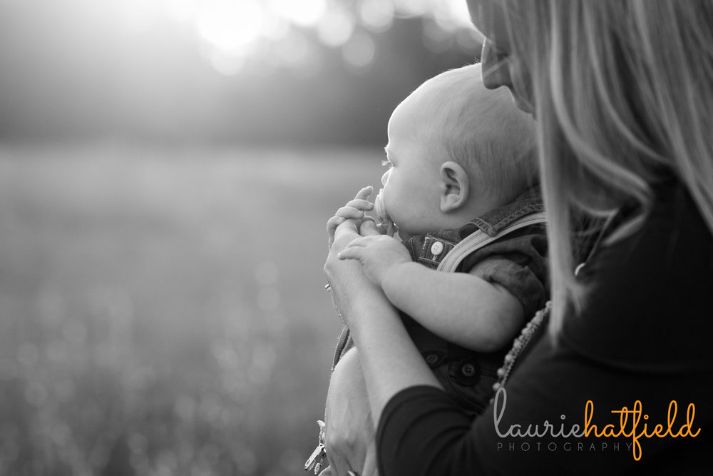 mom and baby boy | Mobile AL family photographer