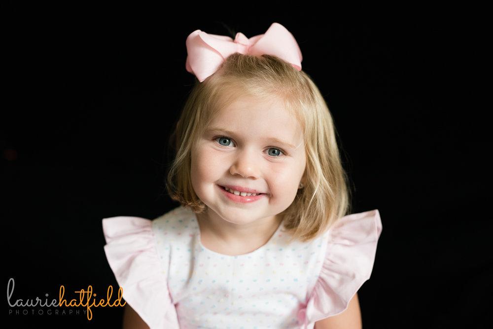 preschool portrait | Mobile AL boutique school photography