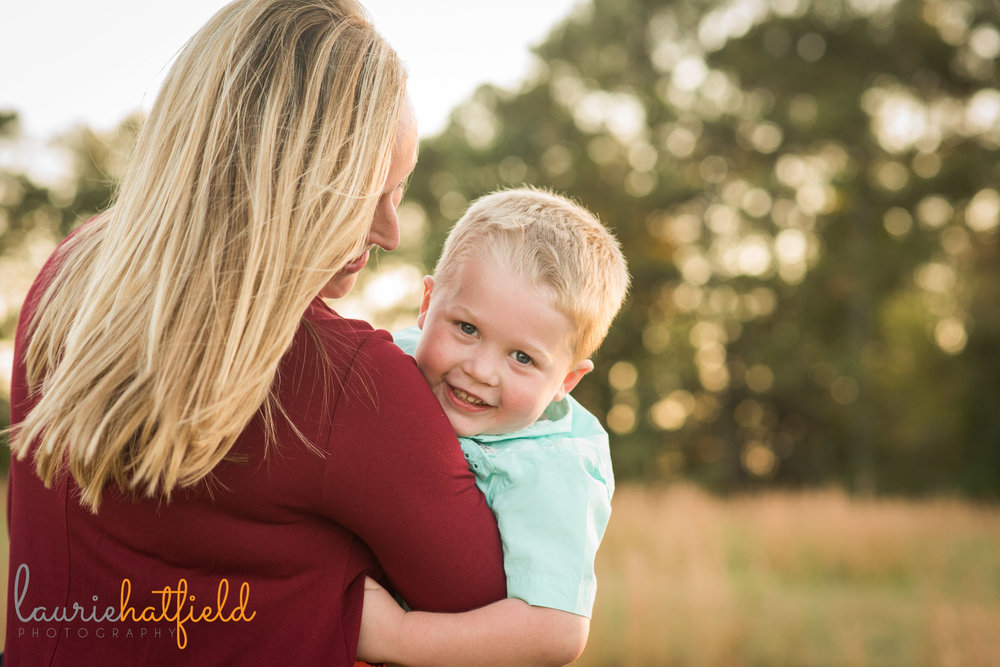 mom with 3-year-old boy | Mobile AL family photographer
