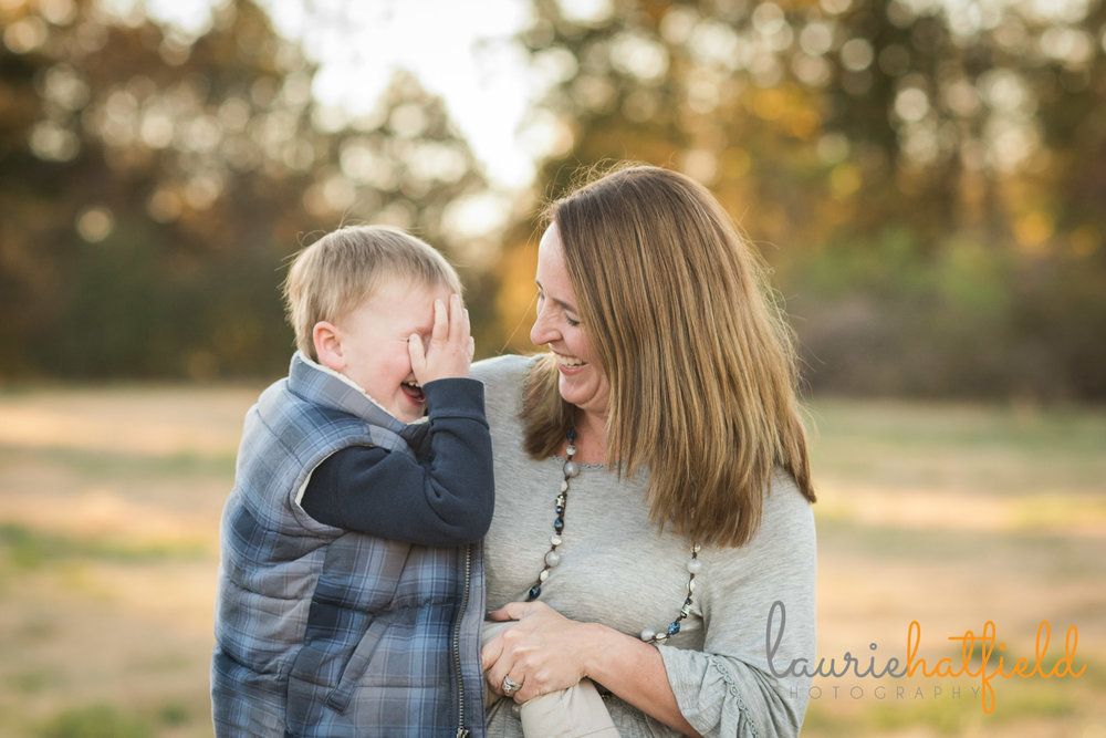 mom and son laughing | Mobile AL family lifestyle photographer