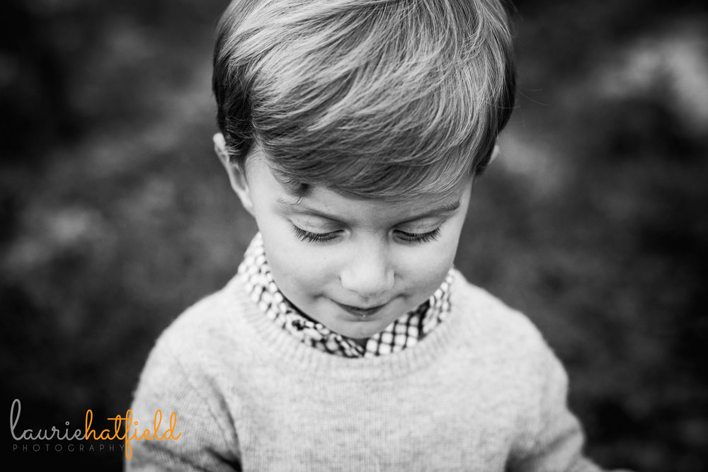 3-year-old boy portrait | Mobile AL family photographer