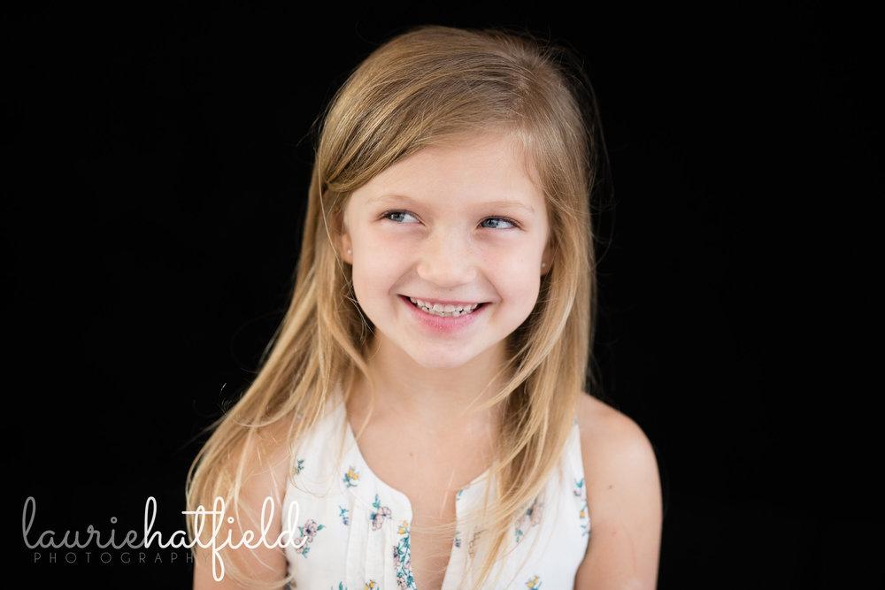 11-year-old girl | Mobile AL private school portrait photographer
