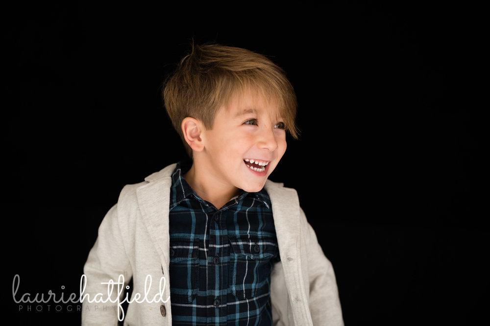 4-year-old portrait | Mobile AL preschool photographer