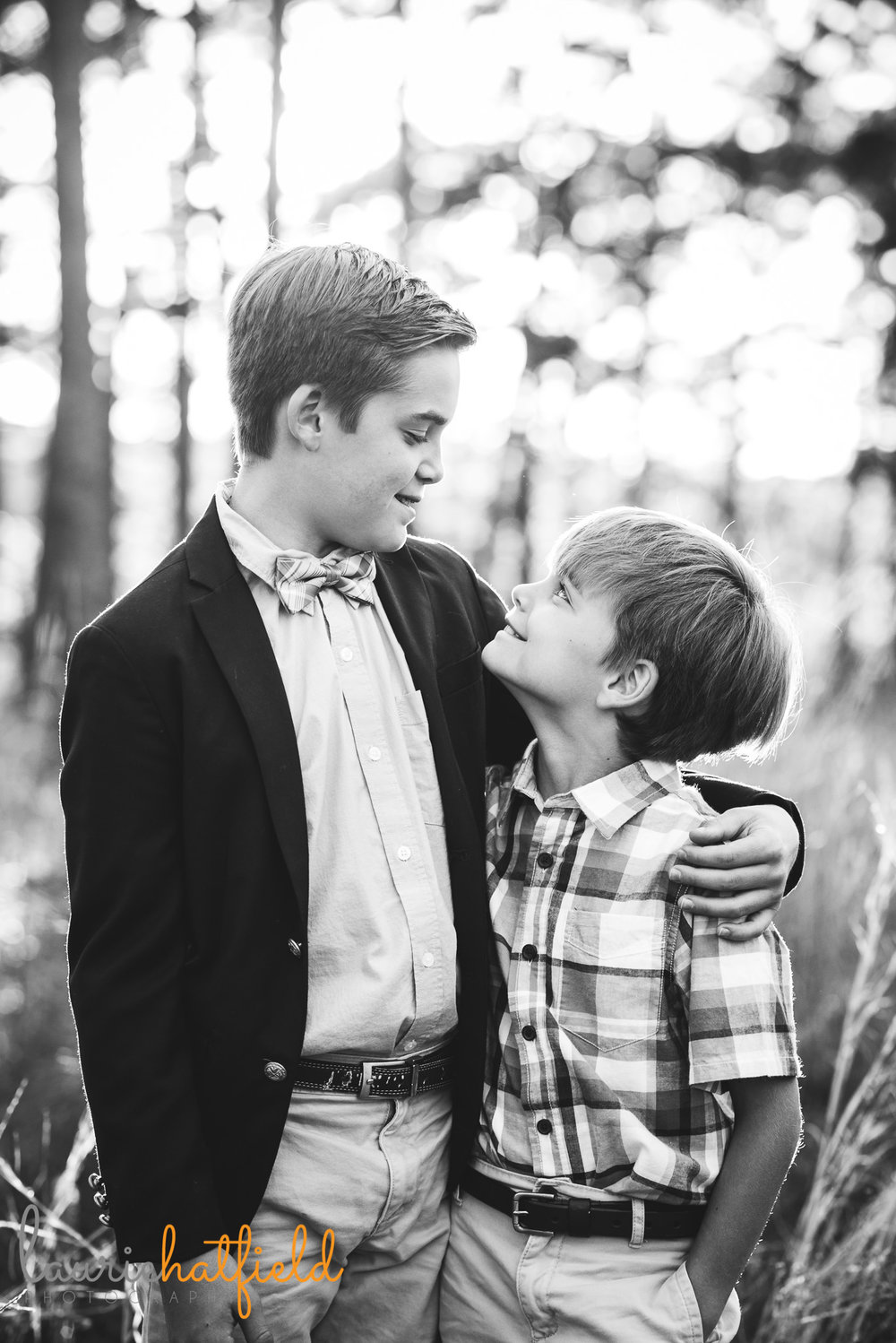big brother and little brother | Mobile Alabama family photographer