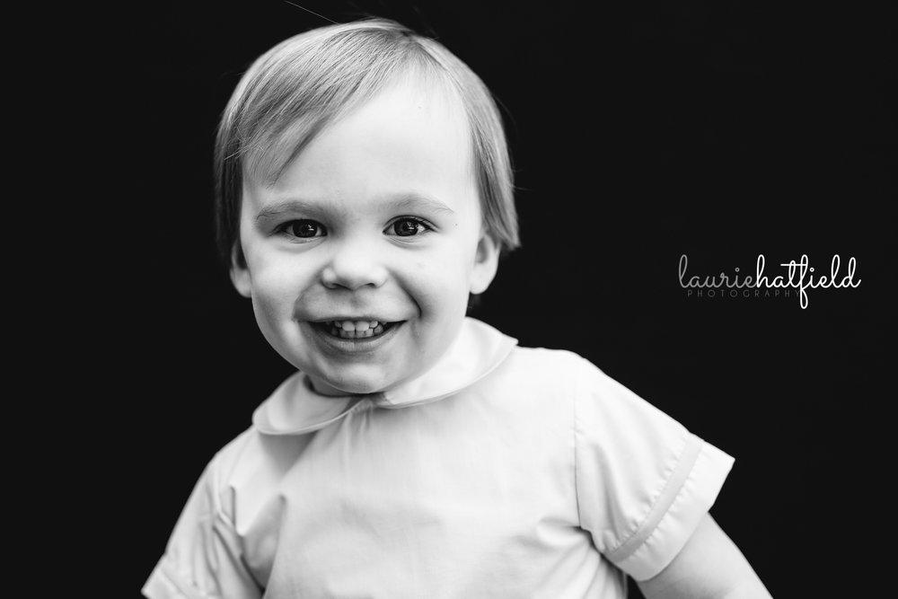 preschool boy portrait | Mobile AL school photography