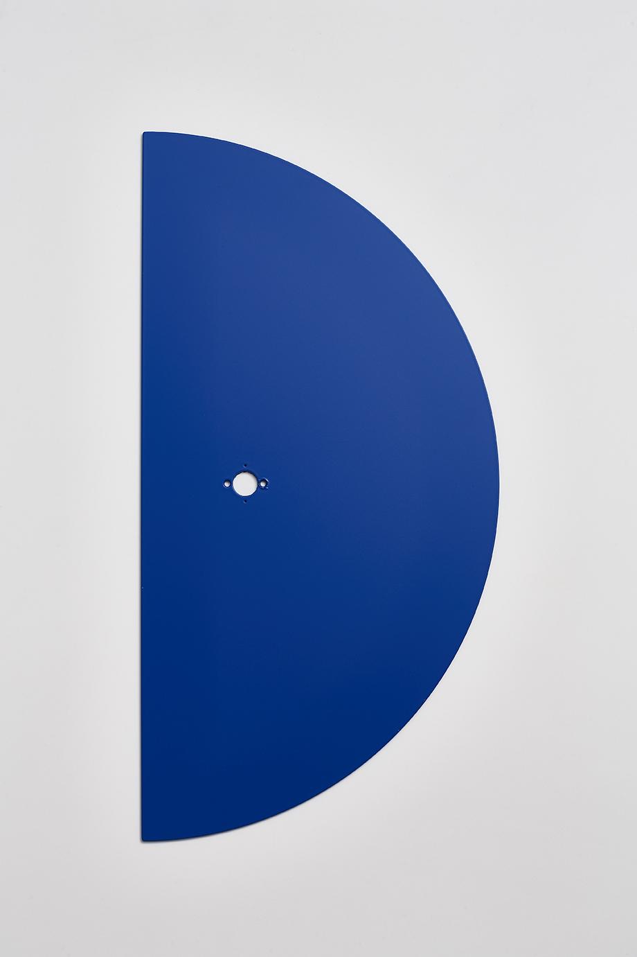 Backplate Semi Circle Colour 38