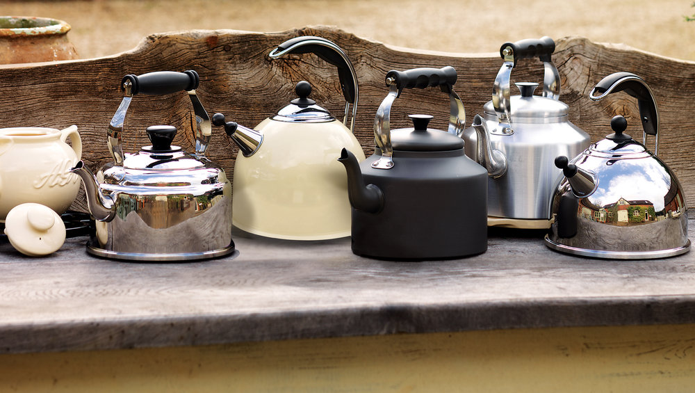 Official AGA Kettle Collection  all backed with a 10 year Guarantee