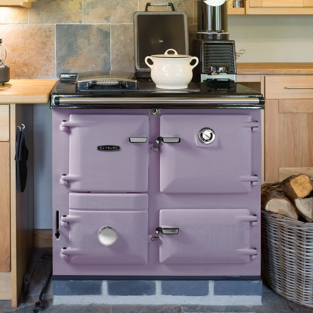 Rayburn Wood-fire Cookers - Rayburn slow combustion solid fuel & wood stoves cook are made of cast iron and cook delicious food, and can also heat your home and water.