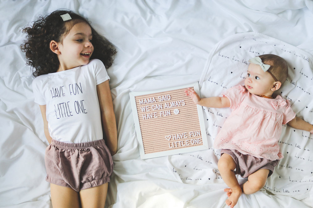 I'm pretty sure I'll regret telling them that 😂😂😂Blanket coming soon to the shop!   Bows:   Hello Wild Baby Co.   Matching Bloomers:   Ira Loves Mae   Letter Board:   Letterly Love