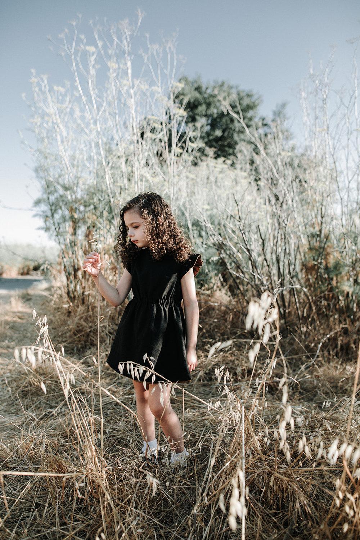 Mila James, kids fashion, have fun little one