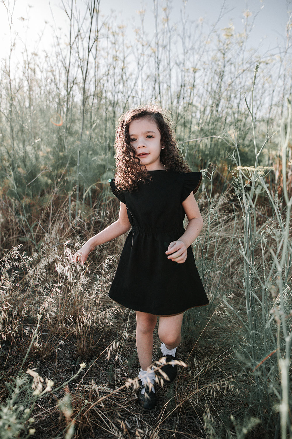 Mila James, kids fashion, have fun little one