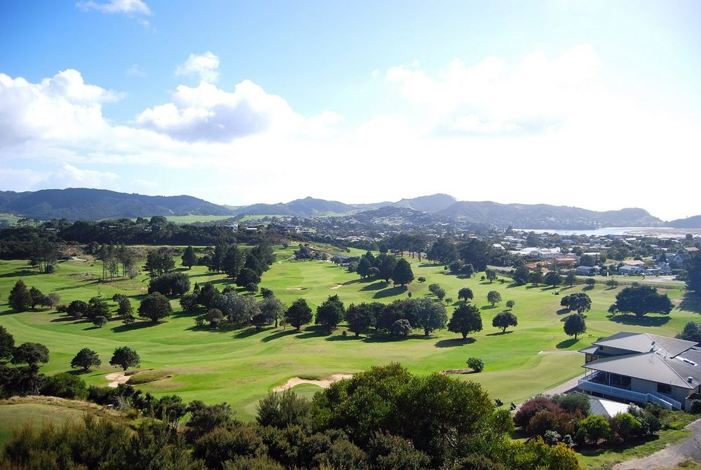 Mangawhai Golf Course