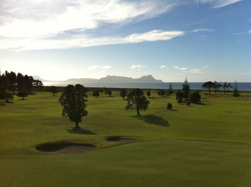 Waipu Golf Course