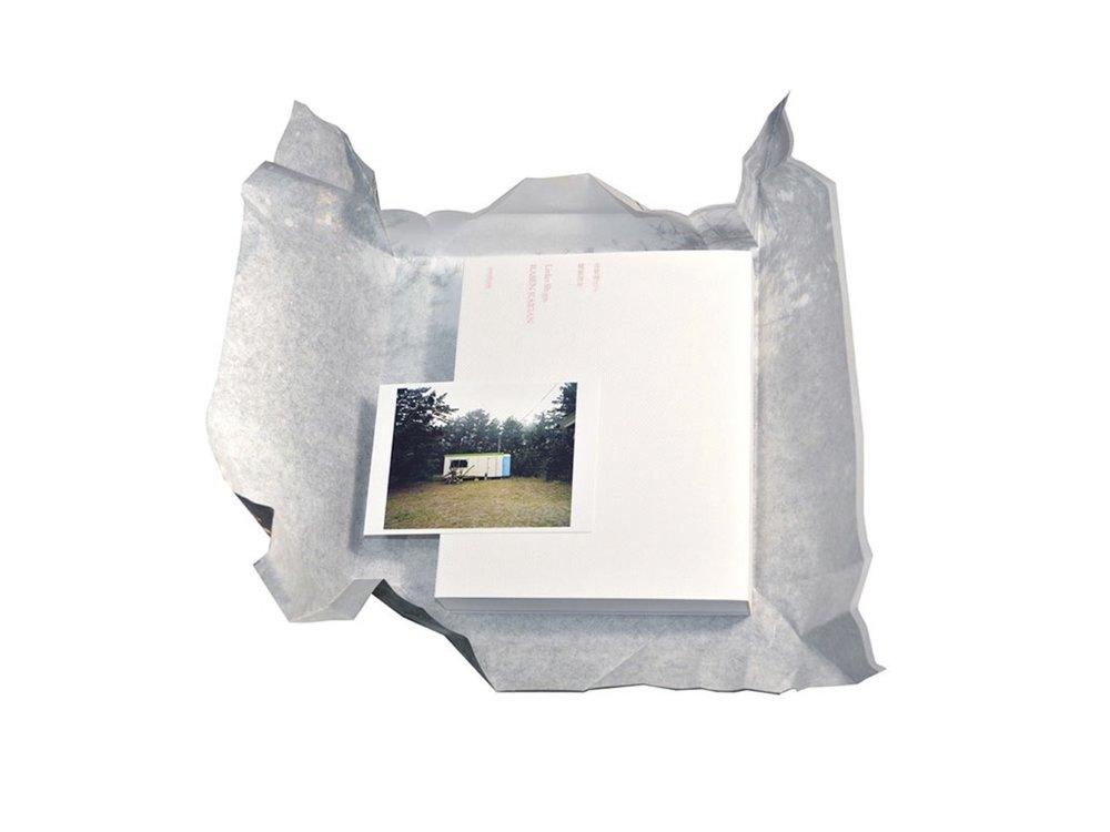 志賀理江子「螺旋海岸」展覽圖錄
