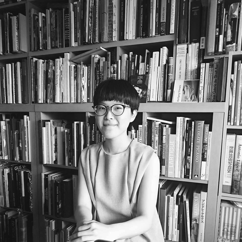 7/27(六)藝術工作者 羅苓寧 - 『想要更了解日本的攝影』『攝影集的編輯與出版』『想要更了解藝術職場』『想要了解攝影作品與攝影書的收藏』