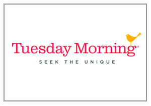 www.tuesdaymorning.com (847) 588-2107