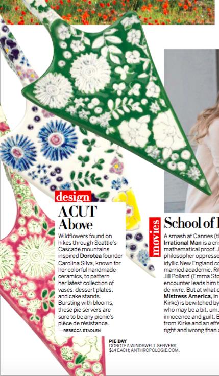 Vogue, August 2015