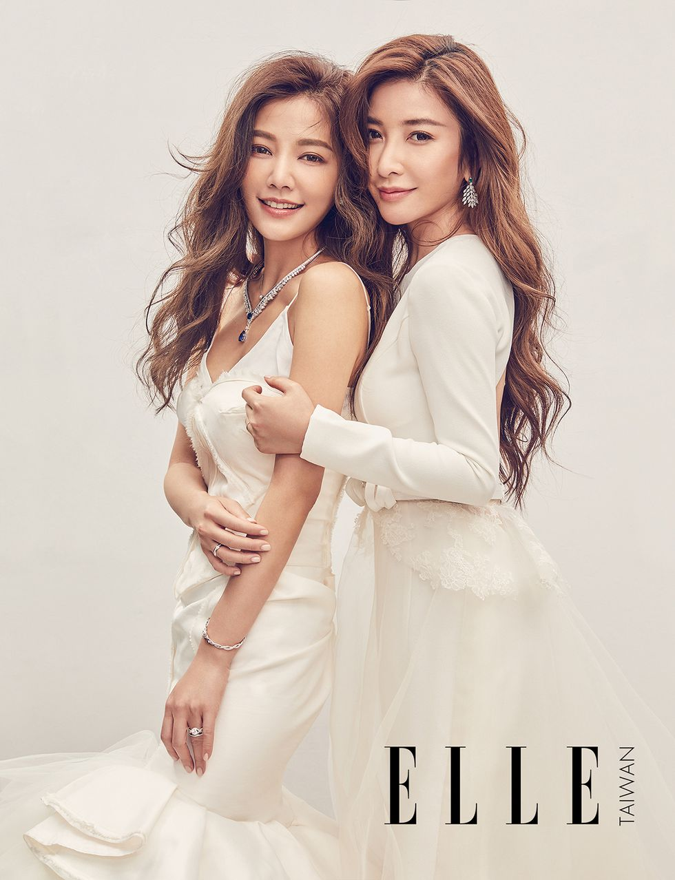 ELLE Wedding Taiwan 2018/June Cover Page 許維恩&許路兒