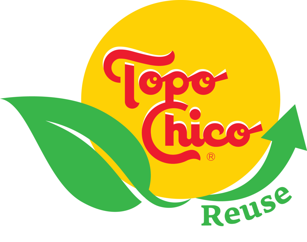 Topo Chico has such a refreshing effervescence. I like it better than any other