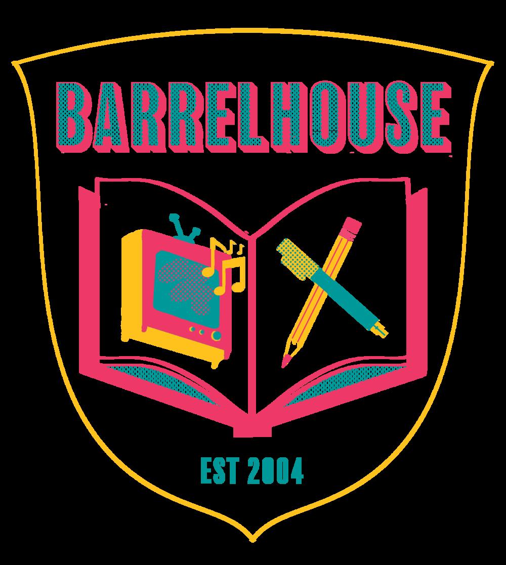 Barrelhouse logo redesign