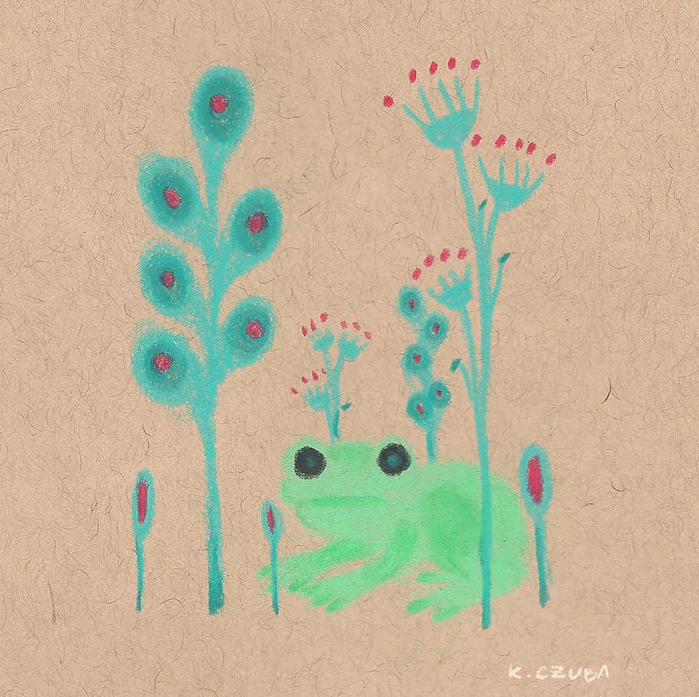 frog buddy
