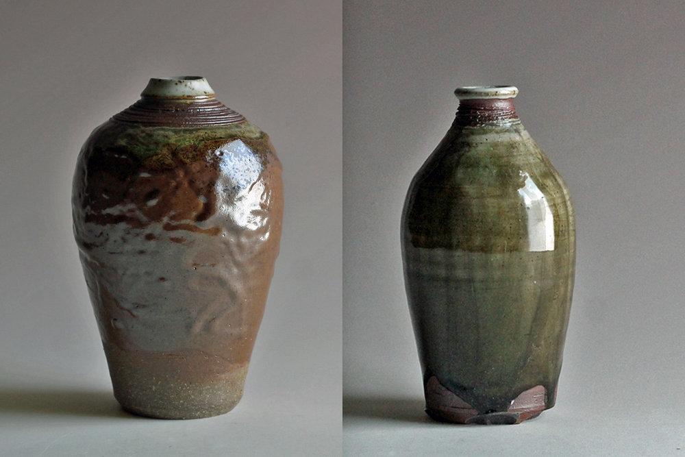 calcium carbonate in glazes