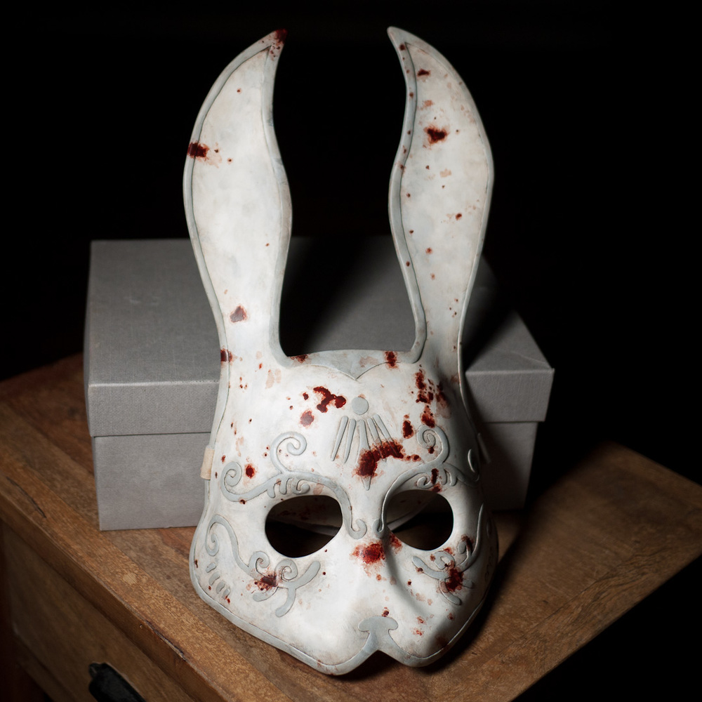 Bioshock Splicer Mask Replica Front View