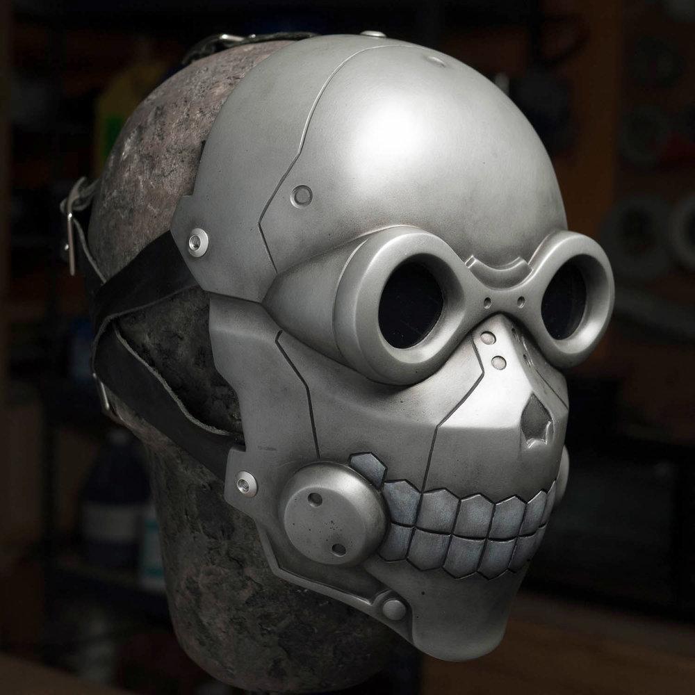 Sword Art Online Death Gun mask