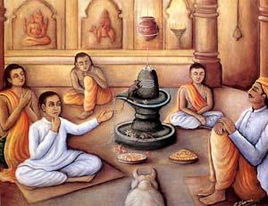 Shivratri Puja