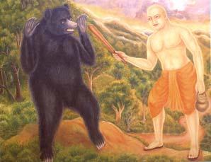Fearless Sanyasi