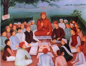 Establishment of Arya Samaj