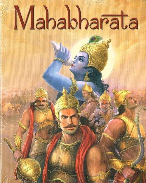 Resultado de imagem para imagens de Mahabharata