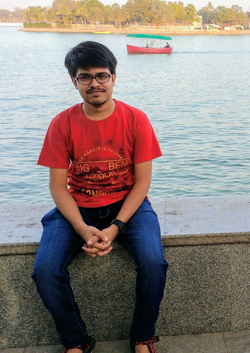 Pruthvi Shah, NIT Surat