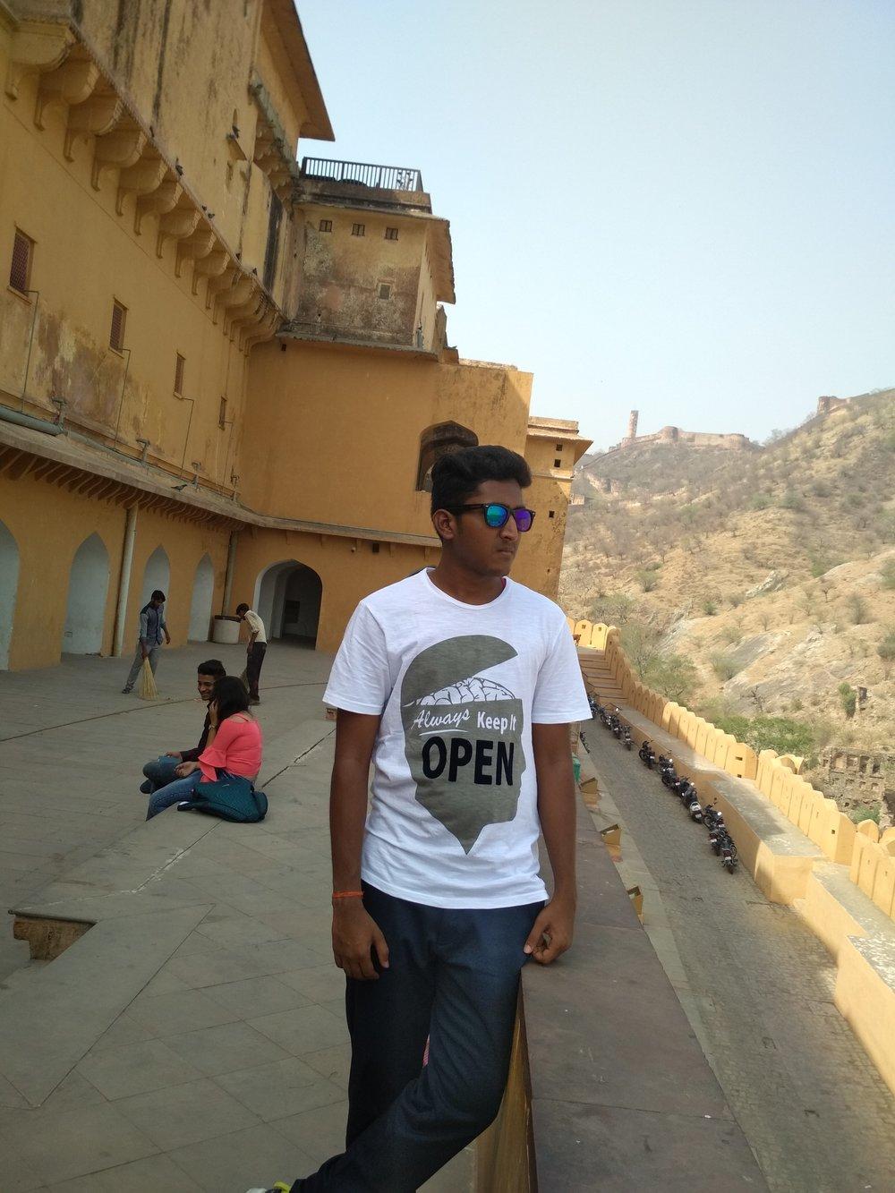 Rajeev Ratan Maurya, MNIT Jaipur
