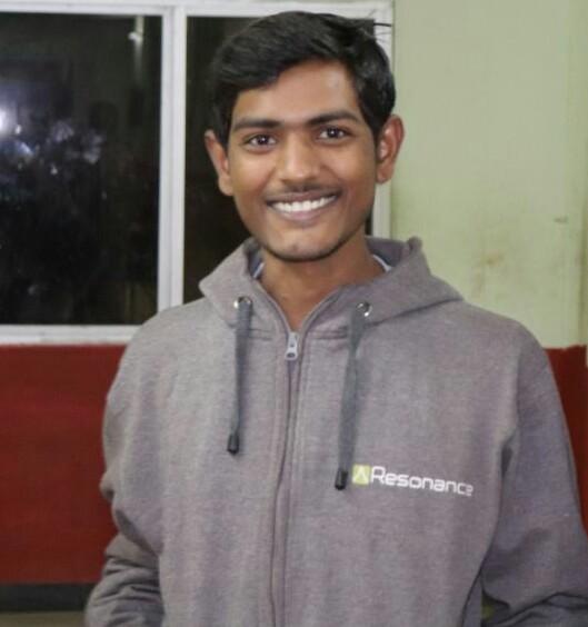 Vikas Kumar, NIT Uttarakhand