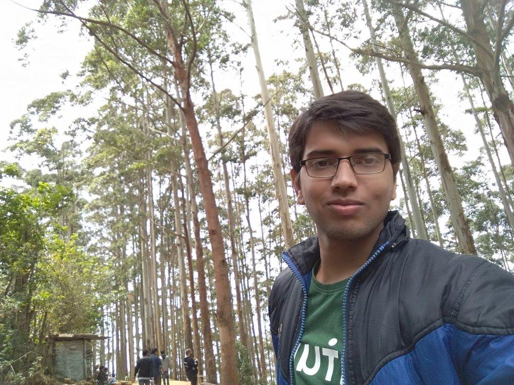 Tejpal Rebari, NIT Surathkal