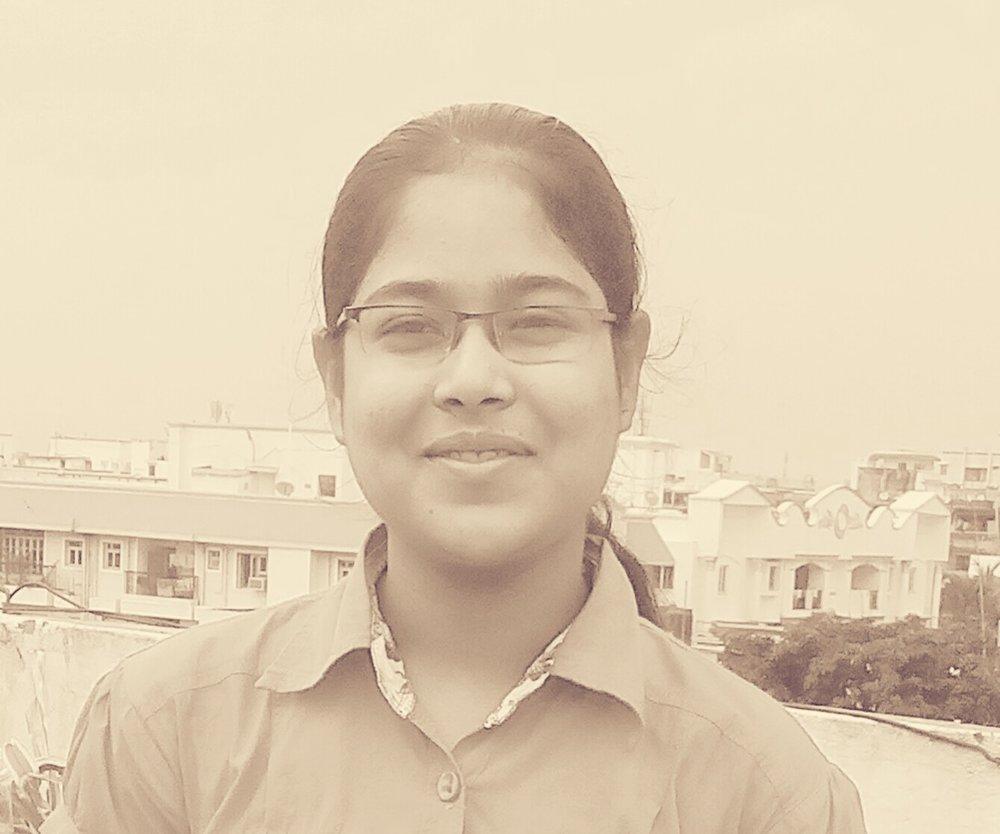 Smrity Prakash, MNIT Jaipur