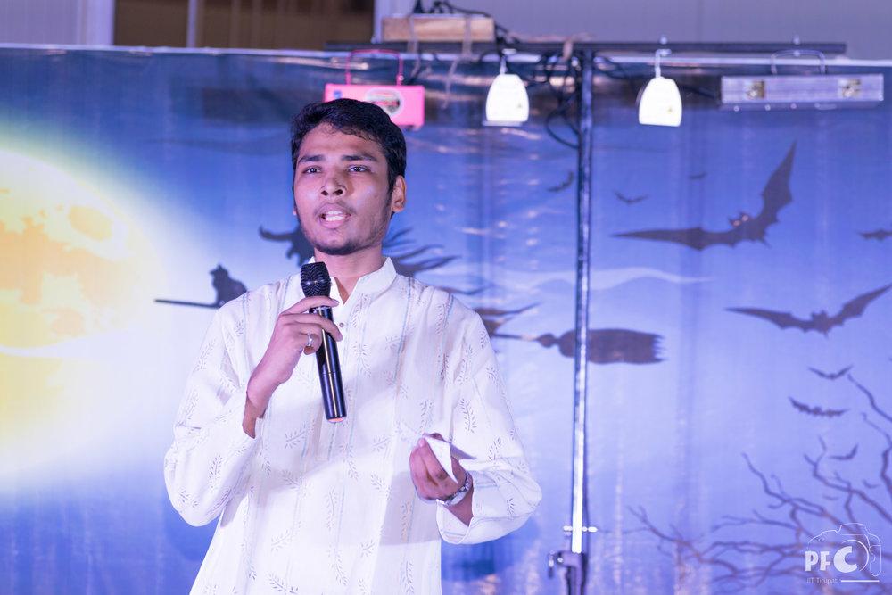 Aliasgar Musani, IIT Roorkee