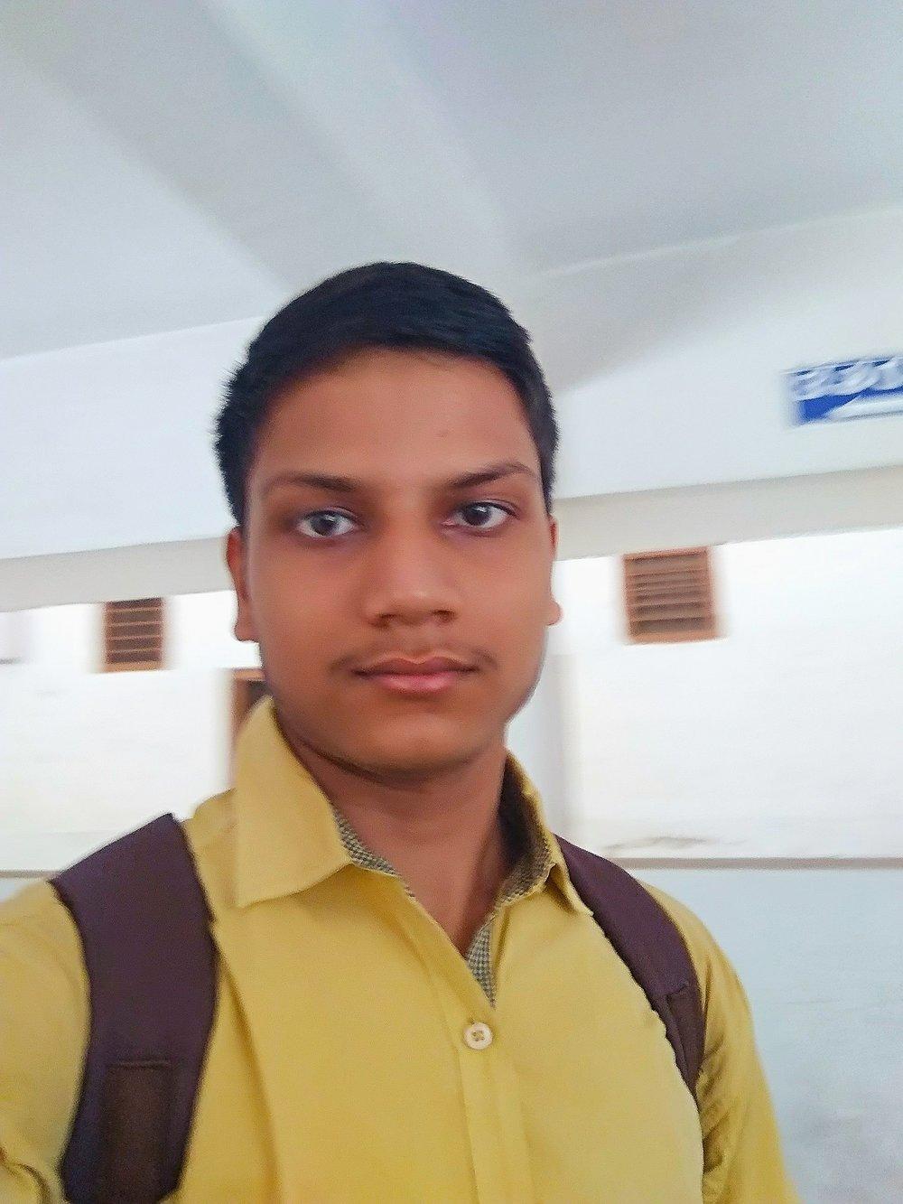 Shivansh Mishra, SVNIT Surat